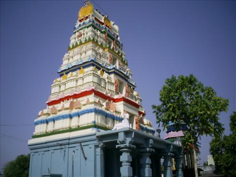 Amaralingeswara Amaravati temple