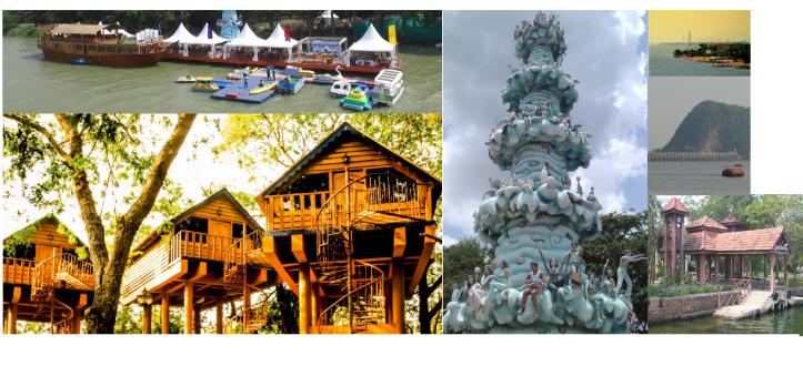 Bhavani Island attractions