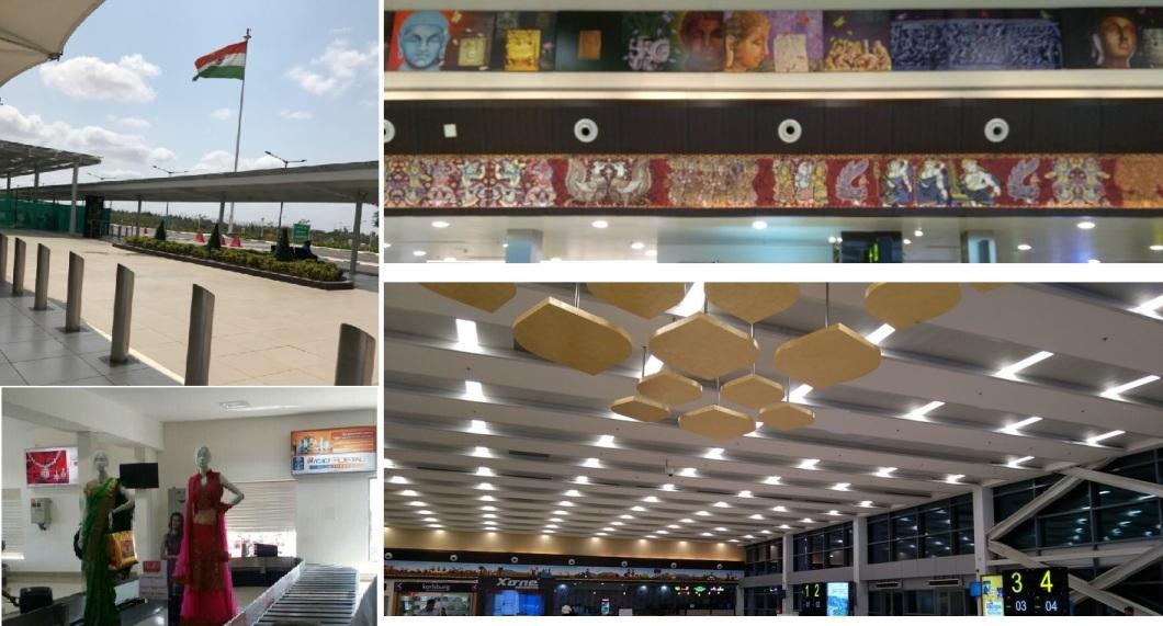 Vijayawada International Airport (VGA)
