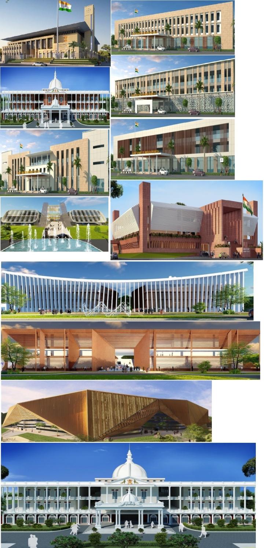 AP CRDA Judicial Complex Designs